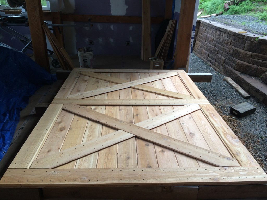 door mid construction