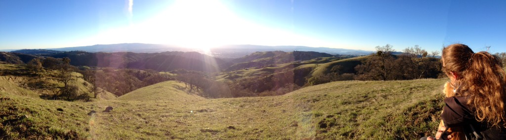 hills of San Jose